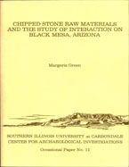 Chipped stone raw materials cover