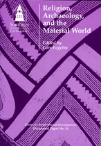 Religion, archaeology, and the material world cover
