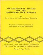 Smithland pool cover